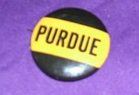 Purdue - The Yellow and Black!  FREE SHIPPING!