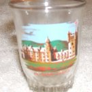 Shot Glass from Castle Balmoral England... Vintage Collectible!  FREE SHIPPING!
