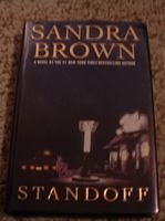 Standoff by Sandra Brown Hardcover First Printing 2000