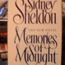 Memories Of Midnight by Sidney Sheldon Hardcover Edition 1990