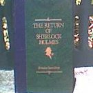 The Return Of Sherlock Holmes by Sir Arthur Conan Doyle Readers Digest Edition