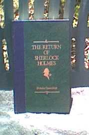 The Return Of Sherlock Holmes by Sir Arthur Conan Doyle Readers Digest Edition