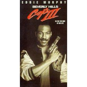 Beverly Hills Cop III  w/ Eddie Murphy  VHS 1994...