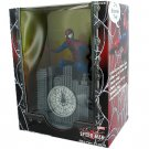 Marvel Comics Spiderman Clock by Tek Time