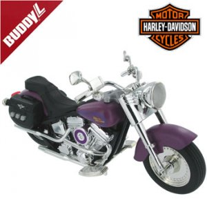 Buddy L Harley Davidson Collectible Softail Model w/ Sound