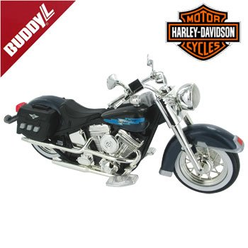 Harley Davidson Heritage Softail Model w/ Sounds