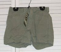 Khaki Green Cotton Shorts by Old Navy Size 12