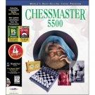 Chessmaster 5500 Computer Video Game