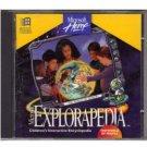 "Microsoft Home Explorapedia CD Software ""The World Of People"""