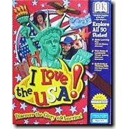 I Love The USA!!  CD Software by DK