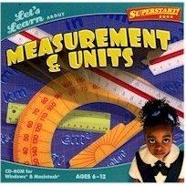 Let's Learn Measurements & Units-  Ages 6-12
