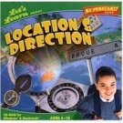 Let's Learn Location & Direction CD Software