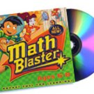 Math Blaster for 3rd Grade--  CD Software
