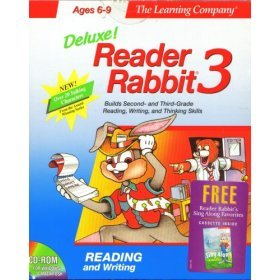 Reader Rabbit 3 by The Learning Company for Ages 6-9