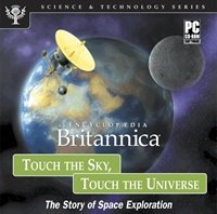 Touch The Sky, Touch The Universe Encyclopedia Brittanica Software CD