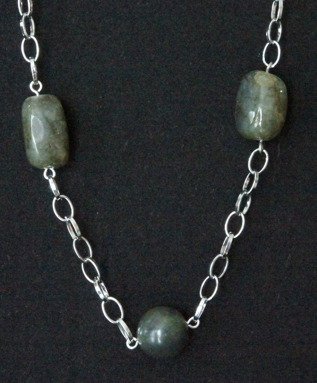 Chunky Green Stone