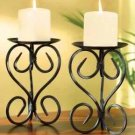 Spanish Mission Candle Holders