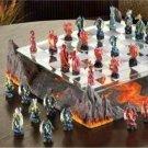 Dragon Realm Chess Set