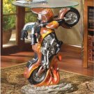 Motorcycle Accent Table