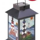 Scenic Lighthouse Solar Lantern