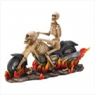 Bone Cycle Figurine