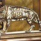 Golden Tiger Statue