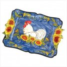 Country Chicken Serving Platter