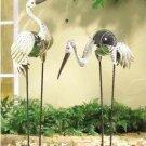 Gazing Ball Cranes
