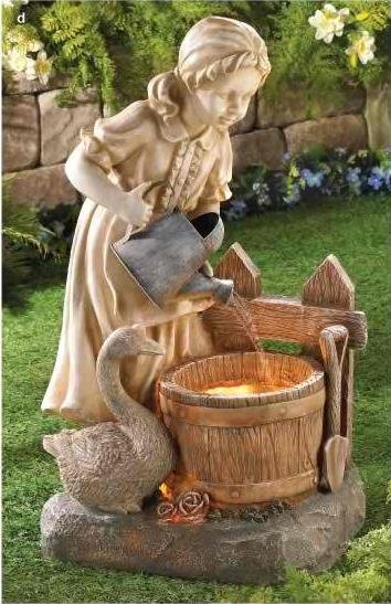 Littlest Gardener Fountain