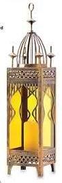 Arabian Palace Candle Lantern