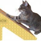 RUB 'N RAMP CAT KITTEN SCRATCHING PAD POST & 100% Certified Organic CATNIP!