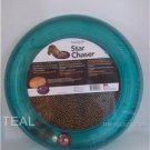 STARCHASER TURBO SCRATCHER CAT KITTEN SCRATCHING PAD POST W LED BALL Teal