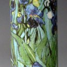 "Silhouette d'Art Ceramic MUSEUM VASE ""IRISES by VAN GOGH"" Beswick Parastone NEW!"