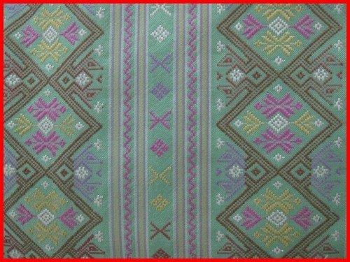 praewa-kalasin-Thaisilk : Green Leaf