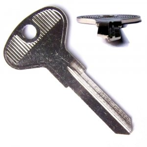 VW Volkswagen Porsche Audi Key Blank