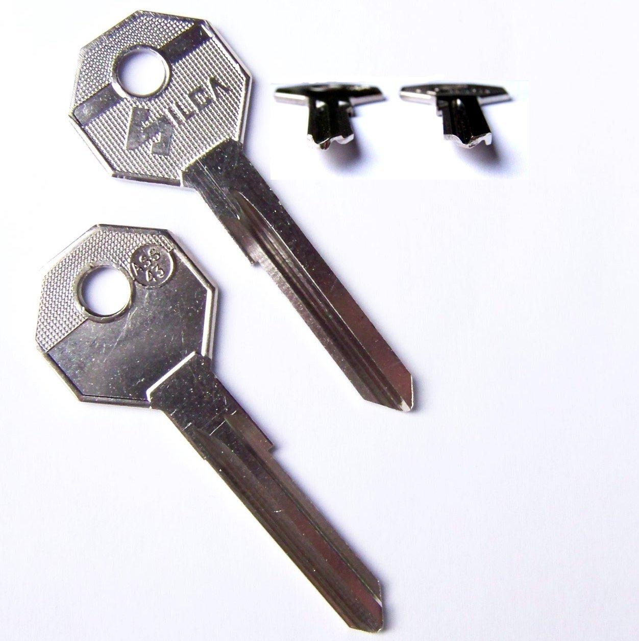 SAAB Key Blank up to 1973 fits 95 96 99 ASS43
