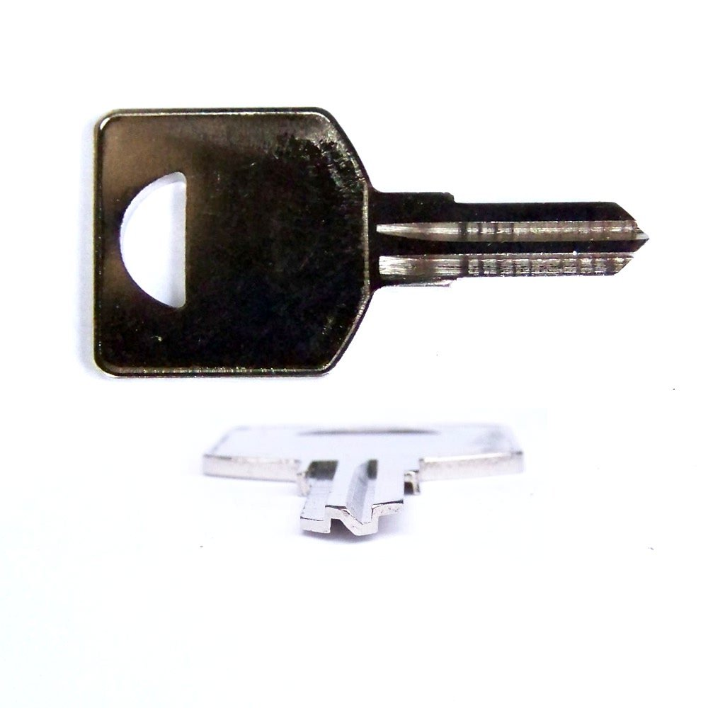 FIC Key Blank for RV, Motorhome, Trailer