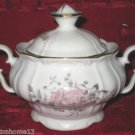 Fine Bohemian China Czechoslovakia Maria SUGAR BOWL