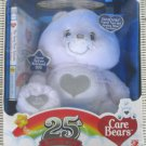 Care Bears Swarovski 25th Anniversary Bear w/DVD NIB