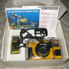 SEALIFE REEFMASTER SL LAND & SEA CAMERA SL520 35mm CASE, CARE KIT UNUSED W/BOX