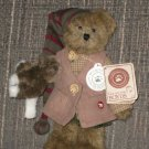 Kirby Elfbeary Boyds Bear Retired T.J.'s BEST DRESSED SERIES #904053