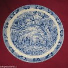 TITANIA'S VEIL CAVERNS LURAY VIRGINIA ENGLAND STAFFORDSHIRE JONROTH ADAMS PLATE