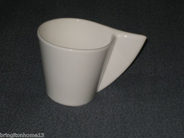 Villeroy Boch Germany Caffe Coffee Cup Newwave New Wave