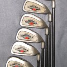Callaway Big Bertha 1996 IRON SET Golf Club 4-9 4,5,6,7,8,9 RCH 96 FIRM FLEX RH