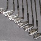 WILSON SAM SNEAD BLUE RIDGE IRON SET GOLF CLUB 3-PW 3,4,5,6,7,8,9, LH SS 1958-75