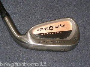 Sold TaylorMade Firesole Tungsten Steel 6 Iron Golf Club Graphite RH Taylor Made