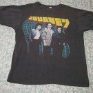 MY VINTAGE JOURNEY CONCERT T SHIRT RAISED ON RADIO TOUR SAN DIEGO 1986 SIZE L