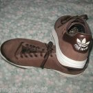 ADIDAS ROD LAVER 2005 MEN'S TENNIS SHOES BROWN WHITE SIZE 13 VINTAGE SNEAKERS