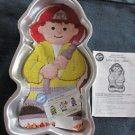 WILTON Little Hero Soldier Karate Fireman Cake Pan Insert Instruction 13 Ideas!