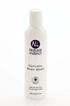 Natural Instinct - Body Wash 250ml